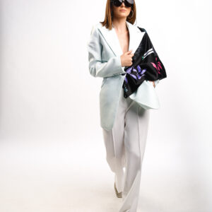 silk women suit